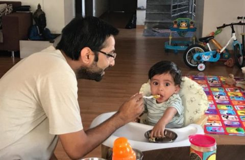 Importance Of Involving Dads With Babies / Kids