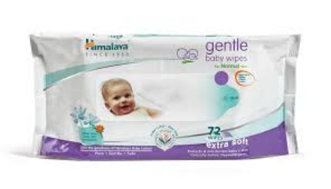 Himalaya Gentle Baby Wipes – Review By Mommy Shruti Arya