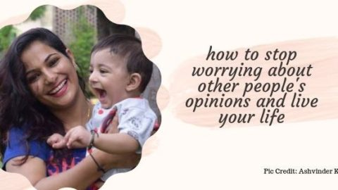 How To Stop Worrying About Other People's Opinions (And Live Your Life)