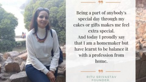 Ritu Srivastav – #herlifeherchoices