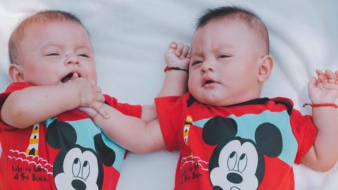 #RituWrites – Having Twins Superbly Means Double Of Everything – Love, Fun, Kisses, Hugs, Joy…..!!