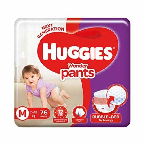 Huggies Wonder Pants – Review By Mumma Swati Sharma