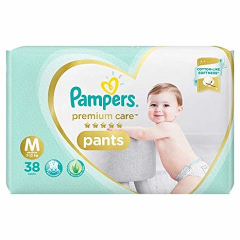 Pampers Premium Care Pants – Review By Mumma Rubba Mubarak