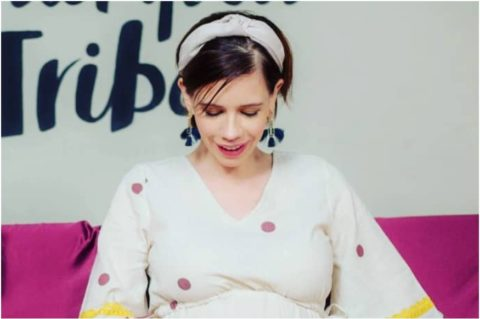 Kalki Koechlin Shares What Every Pregnant Woman Goes Through In A Series Of Beatiful Pictures
