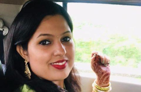Meet Megha Garg – A Super Active Mumma In Our Community