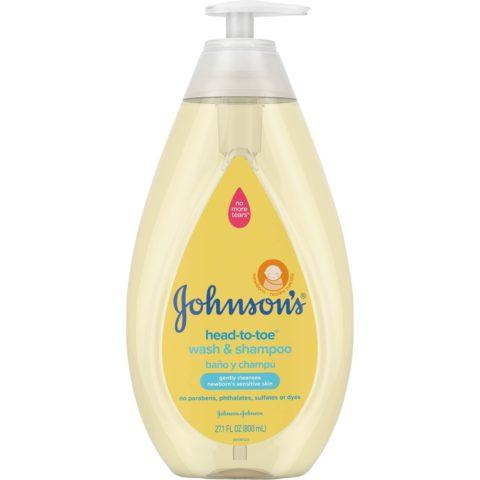 Johnsons Baby Top to Toe Bath – Review By Mumma Kopila Singh
