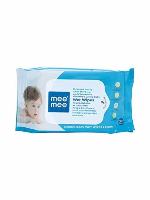 Mee Mee Baby Wet Wipes – Review By Mumma Swati Saraswat