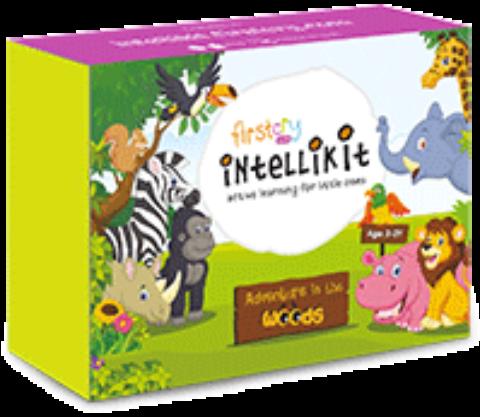 Firstcry Intellikit – Review By Mumma Richa Jain