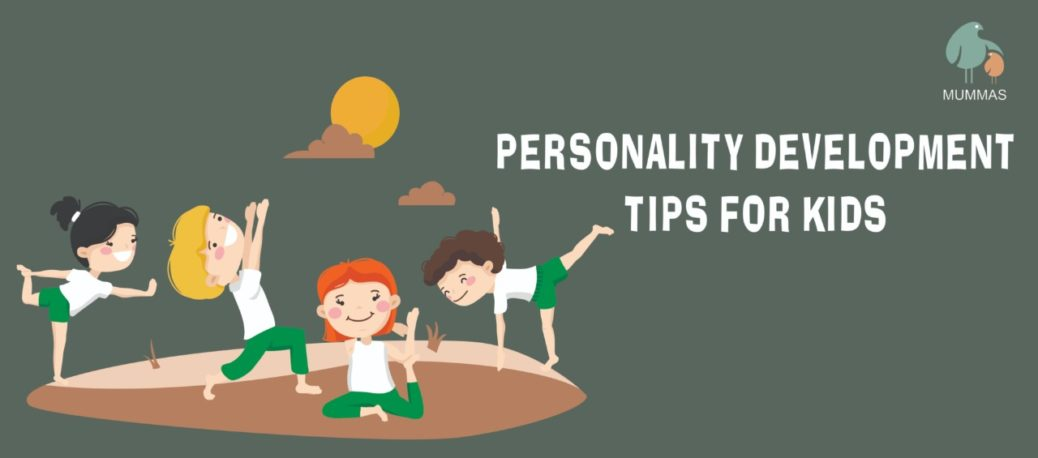 Personality development tips for kids