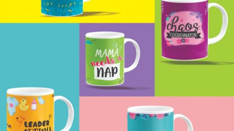 Perfect Coffee Mug For Each Type Of Mom!