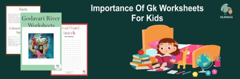 Importance of GK Worksheets for Kids