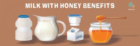 Milk with Honey benefits