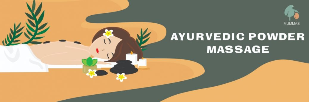 Ayurvedic Powder Massage